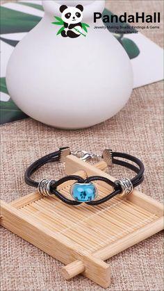 Diy Bracelets Patterns, Diy Friendship Bracelets Patterns, Diy Bracelets Easy, Jewelry Patterns, Handmade Bracelets, Handmade Wire Jewelry, Diy Crafts Jewelry, Bracelet Crafts, Bead Jewellery
