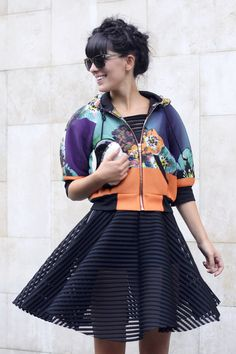 Milan Fashion Week - Sept 2014! #milly #millybymichelle #ootd #outfit #style #streetstyle #fashion #lauracomolli #fashionweek #milanfashionweek #mfw #pursesandi