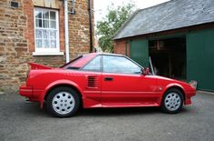 loved my MR2, great ride!  Same model, only in silver.