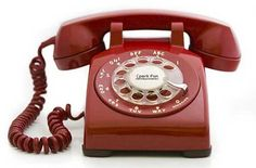 Rotary Phones - Remember these?