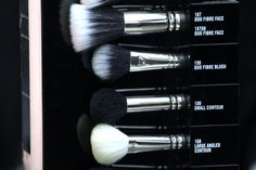 Makeup Brushes 101 With M.A.C Cosmetics