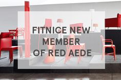 We are delighted to become a member of RED AEDE, Association of Spanish Design Companies. Ready for Action!! RED AEDE is a professional and multilateral platform, which aims to protect and promote the values of good quality design and innovation produced in Spain.