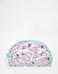 Discover women's handbags and bags with ASOS. Shop hundreds of styles including purses, backpacks for women and many more. Shop the bags for women at ASOS. Cosmetic Shop, Cosmetic Pouch, Latest Shoes, New Shoes, Cute Purses, Purses And Bags, Skinnydip London, Vanity Bag, Transparent Bag