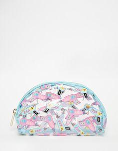 Skinnydip | Skinnydip Zap Make Up Bag at ASOS