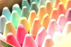 Color Pastel - Pastels!!! chalk in pastel colors.