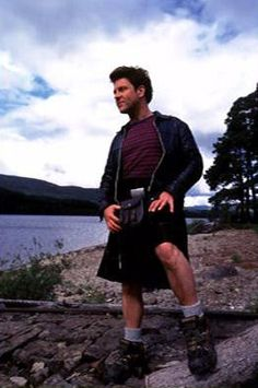 Hamish Clark (Scotland) Playing Duncan Mackay on Monarch of the Glen ~ Love him and the Kilt !!!