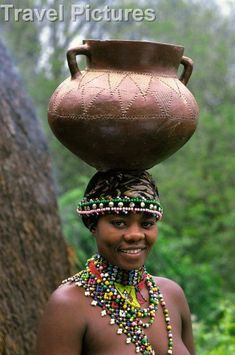 tribal girls with pots - Google Search