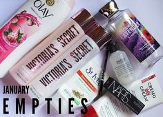 January Empties: Will I Repurchase?