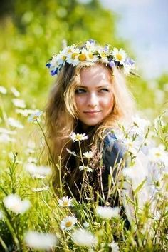 Romantic Flower Crown ~