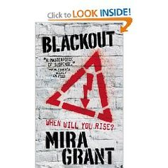 """Blackout"" by Mira Grant: a pulpy end to this zombie trilogy - http://www.goodreads.com/review/show/340444628"