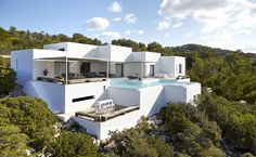 White Ibiza Villas: Vista Mar, villa in Ibiza - Na Xamena | White Ibiza