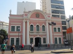 LITERATURA & RIO DE JANEIRO: SOCIEDADE BRASILEIRA DE BELAS ARTES, ANTIGO SOLAR DO MARQUÊS DE LAVRADIO