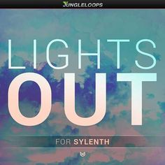 Lights Out For SYLENTH1 DiSCOVER | April 13 2016 | 6 MB 'Lights Out For Sylenth' is a new collection of presets for Sylenth1. This pack gives you 40 Sound