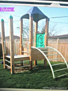 100 Things 2 Do: Backyard Playground