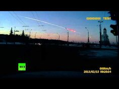 Spectacular Dashcam video. A meteorite shower exploding across the skies is quite an unusual wakeup call - many people in the Russian Urals region woke up to this sight on Friday morning. The powerful blast smashed windows and rattled houses, causing widespread panic.