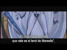 Alejandro Jodorowsky explica el Tarot - YouTube