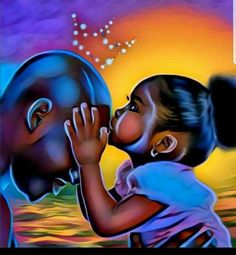 Black art pictures, black love art, black girl art, art girl, b Black Art Painting, Black Artwork, Black Girl Art, Art Girl, Arte Black, Afrique Art, Black Art Pictures, Art Africain, Magic Art