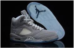 83f15a56508 Find Nike Air Jordan 5 Mens 2014 Anti Fur All Grey Shoes New online or in  Footlocker. Shop Top Brands and the latest styles Nike Air Jordan 5 Mens  2014 Anti ...