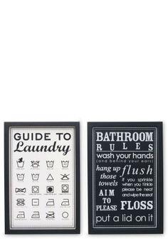 Bathroom Signs Next by sainsbury's rise & shine tumbler | bathroom accessories