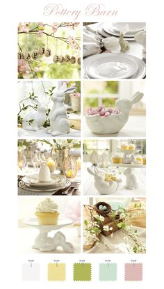 Easter decor from pottery barn-  now they ship to aus!