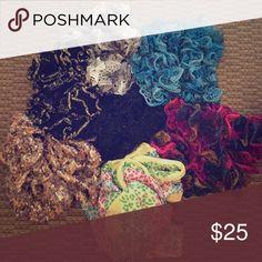 Bundle of scarves Total of 7 scarves Accessories Scarves & Wraps