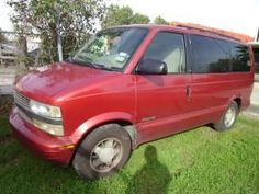 Used Chevrolet Astro LS year 1998 for sale By Owner in Texas for only $2999