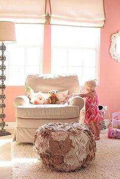 Pretty girl room