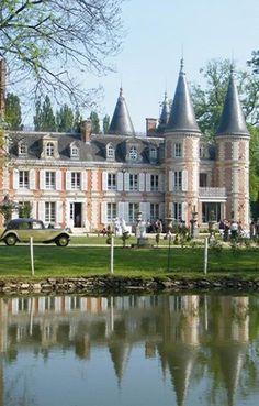 Chateau de la Plumasserie, France