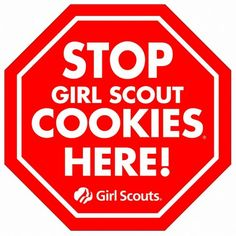 stop girl scout cookies here