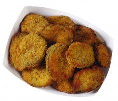 Fried Zucchini Snacks - Italian Recipes   Paleo Recipes   Cindy's Table   Cindy Barbieri Anschutz