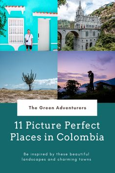 Visiting Colombia? Be inspired Colombia's most beautiful spots. #travel #colombia #travelblog #solotravel #vegantravel #ecotravel #blogger #placestovisit #laslajas #salento #cartagena #colombiatravel #minca #tayrona #tatacoa #guatape