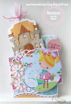 We always love new Marianne products. So many lovely items to choose from. Please email all pre orders to Darlene at dutchpapercrafts Design Blogs, Marianne Design, Castle, Texture, Holiday Decor, Paper, Inspiration, Color, Princess Cards