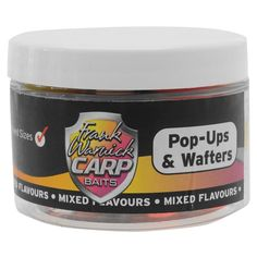 Frank Warwick Pop Ups and Wafters     Special offer just £1.00 Was £7.99 .... You save: £6.99!