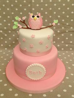 Wonderful Image of Owl Birthday Cakes . Owl Birthday Cakes Owl Birthday Cake Emma And Bella Birthday Ideas Cake Birthday Birthday Cakes Girls Kids, Owl Cake Birthday, First Birthday Cakes, Birthday Ideas, Dad Birthday, Owl Cakes, Cupcake Cakes, Ladybug Cakes, Fruit Cakes
