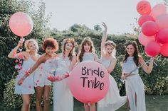 Alternative Hen Do Inspiration For The Bohemian Bride | Bo Chic Weddings & Events | Vintage Party Arrangements | Bai & Elle Photography