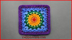 I created this Soul ShineGranny Square design to add to our 365 Days of Granny Squares project. It uses variety ofcrochet stitches to create an interesting design!I hope you enjoy making your sq…