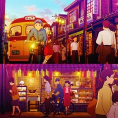From Up on Poppy Hill....SO EXCITED FOR THIS MOVIE!