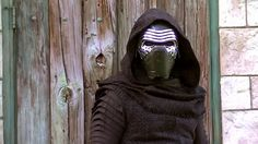 AWESOME: Costume inspired by Kylo Ren from the Star Wars: The Force Awakens I plan to offer a few of these made to measurements this year. Please contact me at wicked...