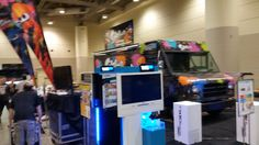 #RoadTrip FanExpo Canada  Nintendo came out to play with their Splatoon Truck