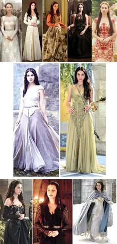 Outfits Queen Mary of Reign wore Reign Dresses, Royal Dresses, Ball Dresses, Moda Medieval, Medieval Dress, Queen Dress, Dress Up, Adelaide Kane, Stunning Dresses