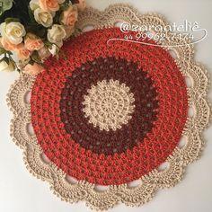 Crochet Placemats, Crochet Doily Patterns, Macrame Patterns, Weaving Patterns, Crochet Designs, Crochet Doilies, Crochet Flowers, Flower Patterns, Crochet Crafts