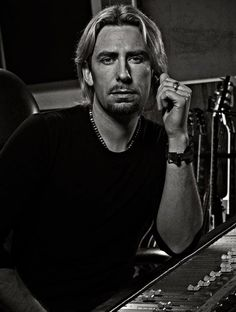 CHAD KROEGER (Canadian musician and producer best known as the lead vocalist and guitarist for the Canadian rock band Nickelback)