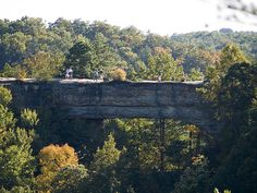 Natural Bridge State Park, in Kentucky you should always enjoy what nature gives you   #TrollbeadsWorldTour
