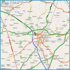 Cambridge Map - http://travelsfinders.com/cambridge-map.html