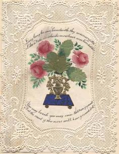 Embossed by Dobbs. (C) John Johnson Collection, Bodleian Library: Valentines 10 (13)