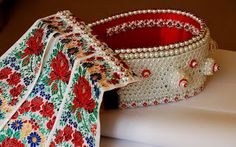 Headpiece from Kalotaszeg Folk Clothing, Historical Clothing, Heart Of Europe, Folk Dance, Traditional Outfits, Hungary, Hair Pins, Most Beautiful, Culture