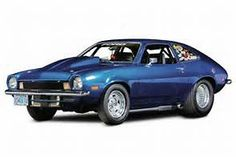 1971 ford pinto - pro street