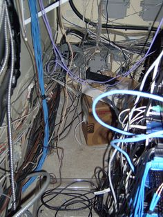 Stupendous 72 Best Wiring Disasters Images Cable Management Cord Management Wiring Digital Resources Minagakbiperorg