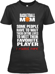 Limited Edition - Basketball Mom Tee! | Teespring
