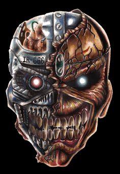eddie maiden | 4simplex | Eddie Iron Maiden (110)